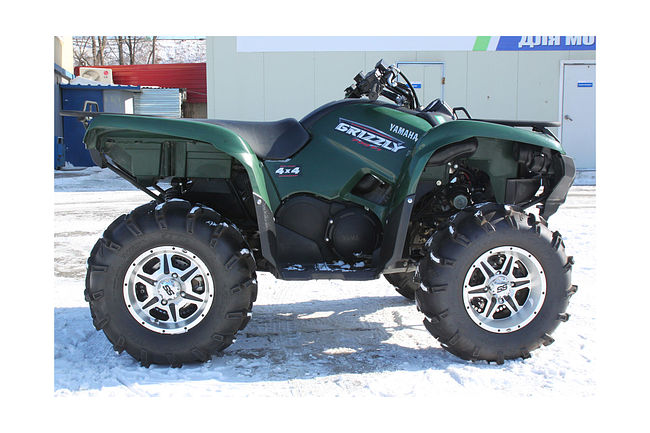 YAMAHA GRIZZLY 700 FI купить скв50  (art-00110229) 1