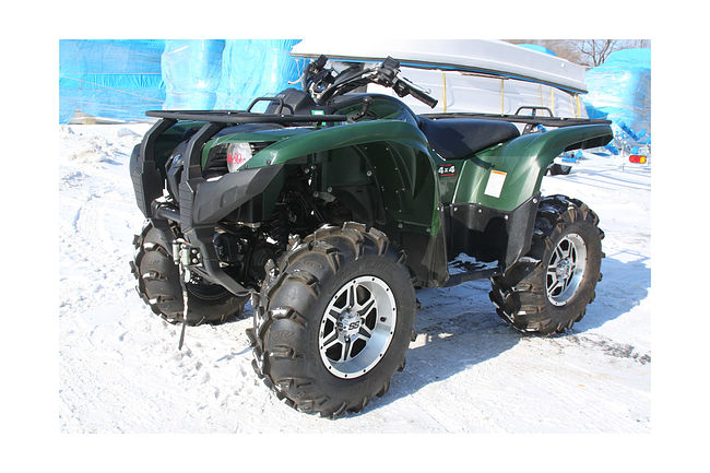 YAMAHA GRIZZLY 700 FI купить скв50  (art-00110229) 8