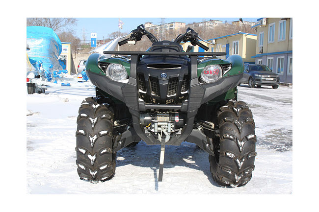 YAMAHA GRIZZLY 700 FI цена скв50  (art-00110229) 2