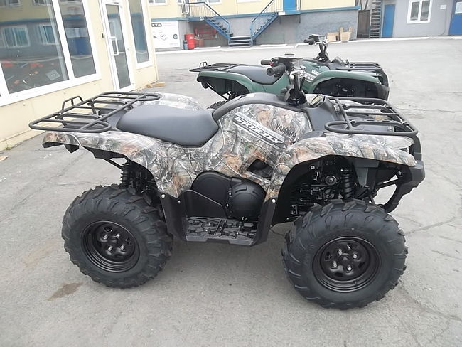 YAMAHA GRIZZLY 700FI купить скв54  (art-00113457) 1