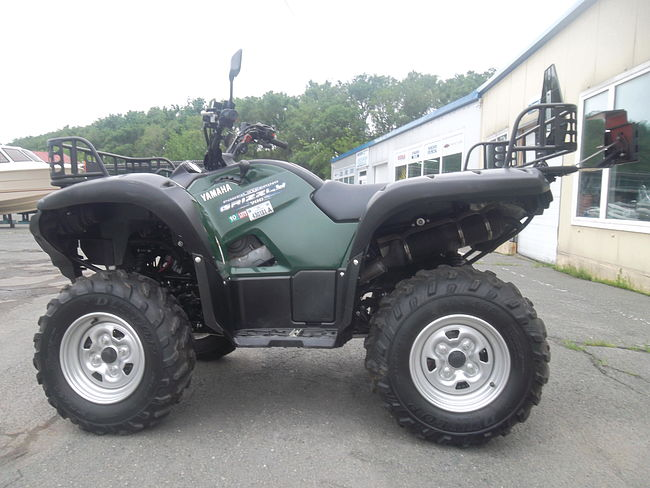 Yamaha Grizzly 700FI