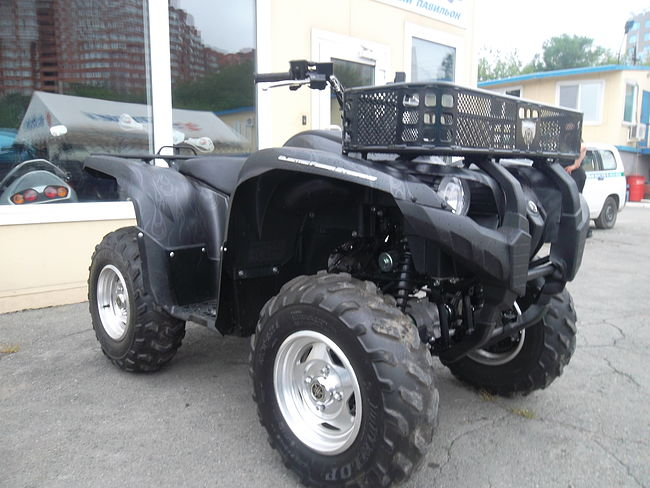 YAMAHA GRIZZLY 700FI цена скв56  (art-00115693) 1