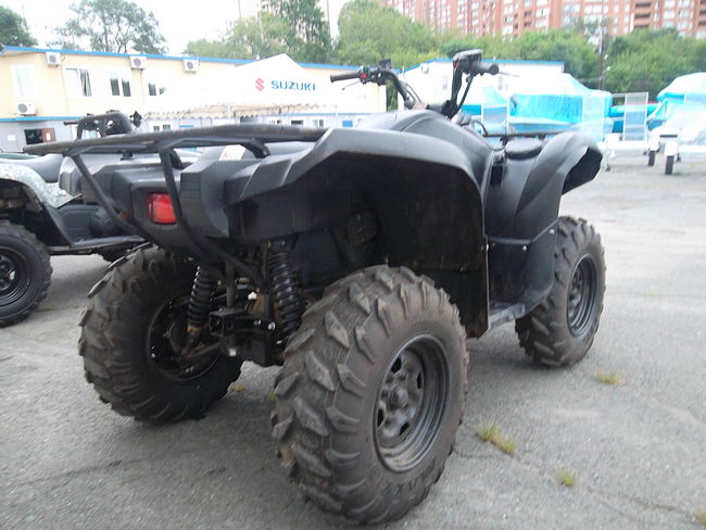 Yamaha Grizzly 700FI продажа скв80  (art-00119795) 2