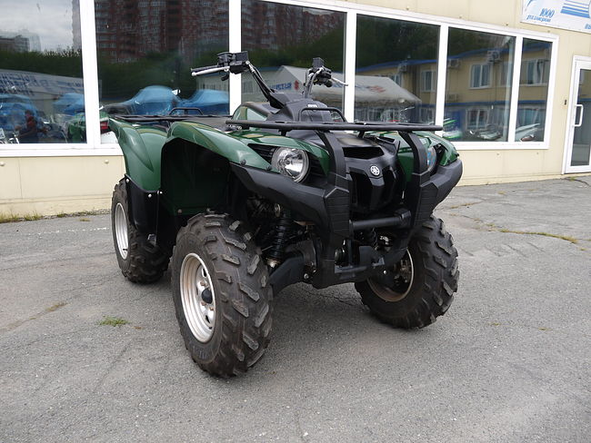 Yamaha Grizzly 700FI купить скв67  (art-00119824) 1