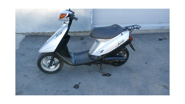 YAMAHA JOG 50 FINE SELECTION (3KJ)