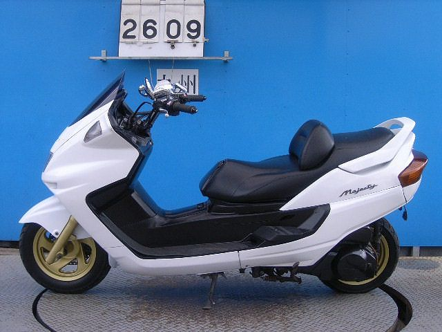 YAMAHA NAJESTY 250 продажа NMB8247  (art-00119101) 2