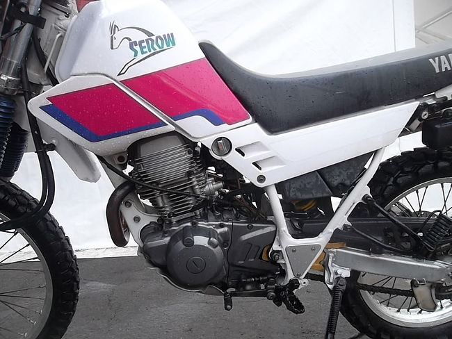 YAMAHA SEROW 225 W
