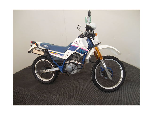 YAMAHA SEROW 225 купить NMB7658  (art-00113985) 1