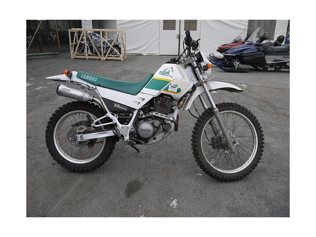 YAMAHA SEROW 225 купить NMB9273  (art-00123193) 1
