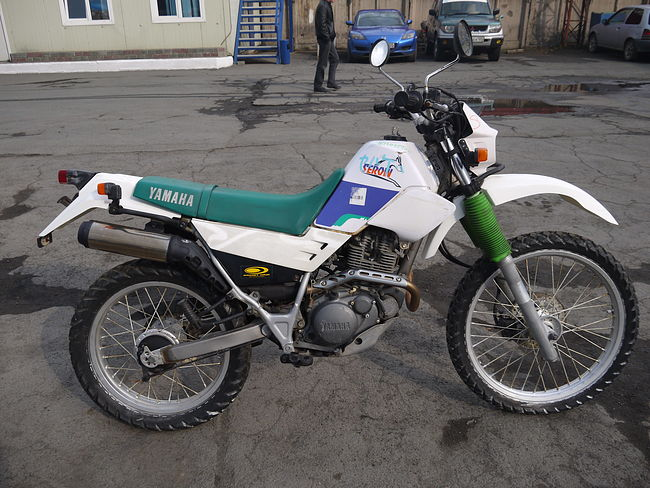 YAMAHA SEROW 225 купить NMB8226  (art-00119078) 1
