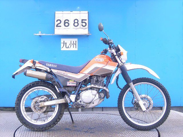 YAMAHA SEROW 225 фото NMB9754  (art-00103914) 1