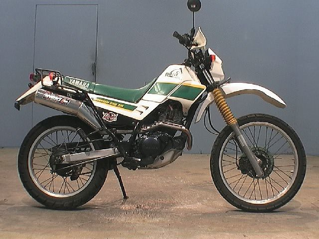YAMAHA SEROW 225 цена NMB8906  (art-00122876) 1