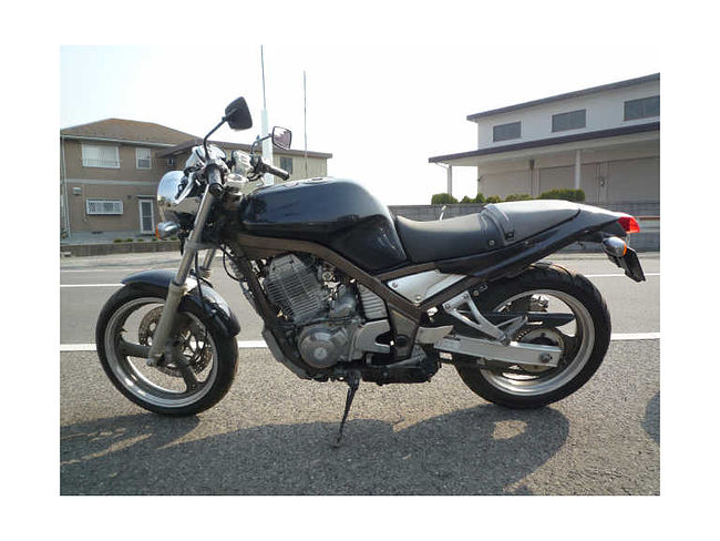 Yamaha srx400 3vn at sugadaira to suzaka with super trapp 4in