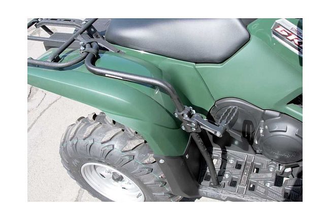 Защита пластика yamaha grizzly 700