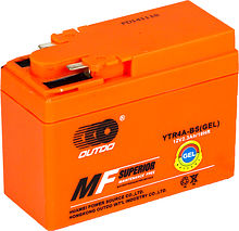 Battery gel Outdo 023 YTR4A-BS, 2.3 Ah, 115h50h86 mm