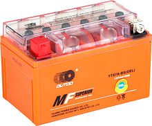 Battery gel Outdo 070 YTX7A-BS, 7 Ah, 150h86h94 mm