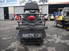 ARCTIC CAT BEARCAT 550 WT купить СН300  (art-00123691) 4