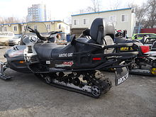 ARCTIC CAT BEARCAT 660 фото СН202  (art-00122123) 5