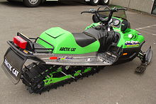 ARCTIC CAT MOUNTAIN  CAT 800 продажа СН153  (art-00117809) 3
