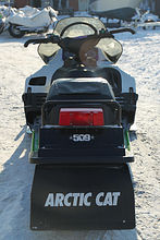 ARCTIC CAT POWDER SPECIAL 600 фото СН99  (art-00110677) 12