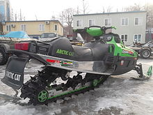 ARCTIC CAT POWDER SPECIAL 700 сравнение СН335  (art-00126411) 5