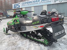 ARCTIC CAT POWDER SPECIAL 700 видео СН335  (art-00126411) 6