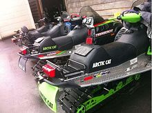 Arctic Cat THUNDERCAT 1000 продажа сн86  (art-00108695) 2