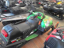 Arctic Cat ZR580 описание СН136  (art-00119985) 3