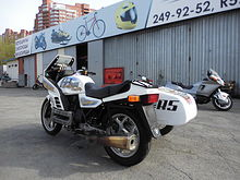 BMW K100RS SIDE CAR описание NMB10141  (art-00124216) 4