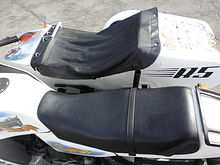 BMW K100RS SIDE CAR купить NMB10141  (art-00124216) 8