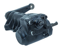 Box assy,steering gear