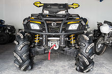 CAN AM OUTLANDER 800 XMR продажа скв44  (art-00107993) 3