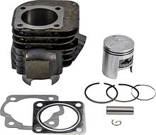 Cylinder-piston group of Yamaha AXIS100 JWBP