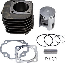 Cylinder-piston group of Yamaha AXIS90 JWBP