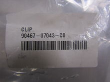 Clip(for rear floor finish plate)