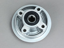 Damper rear wheel Alpha/Delta