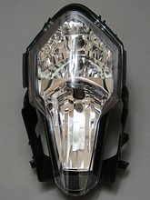 Headlight KTM 1190 RC8 2008-2013