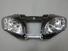 Headlight Yamaha YZF-R6 2008-2015