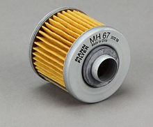 Oil filter MH67, Mann