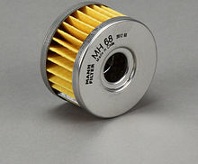 Oil filter MH68, Mann