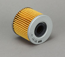 Oil filter MH811, Mann