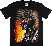 Футболка Rock Empire GW22, 2XL