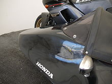 HONDA CBR250R SIDE CAR продажа NMB9189  (art-00010045) 10