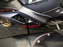HONDA CBR250R SIDE CAR купить NMB9189  (art-00010045) 22