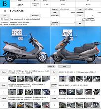 HONDA FORESIGHT 250 фото NMB7559  (art-00113325) 5