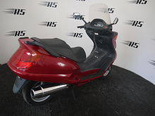 HONDA FORESIGHT 250 продажа NMB10134  (art-00124209) 3