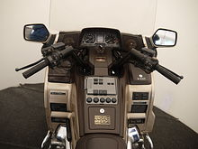 HONDA GOLDWING 1500 фото NMB8109  (art-00117069) 5