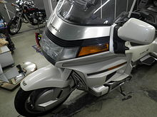HONDA GOLDWING 1500 продажа NMB10408  (art-00126037) 17