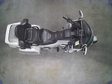 HONDA GOLDWING 1500 фото NMB10408  (art-00126037) 5