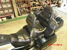 HONDA GOLDWING 1500 фото NMB10264  (art-00125113) 5